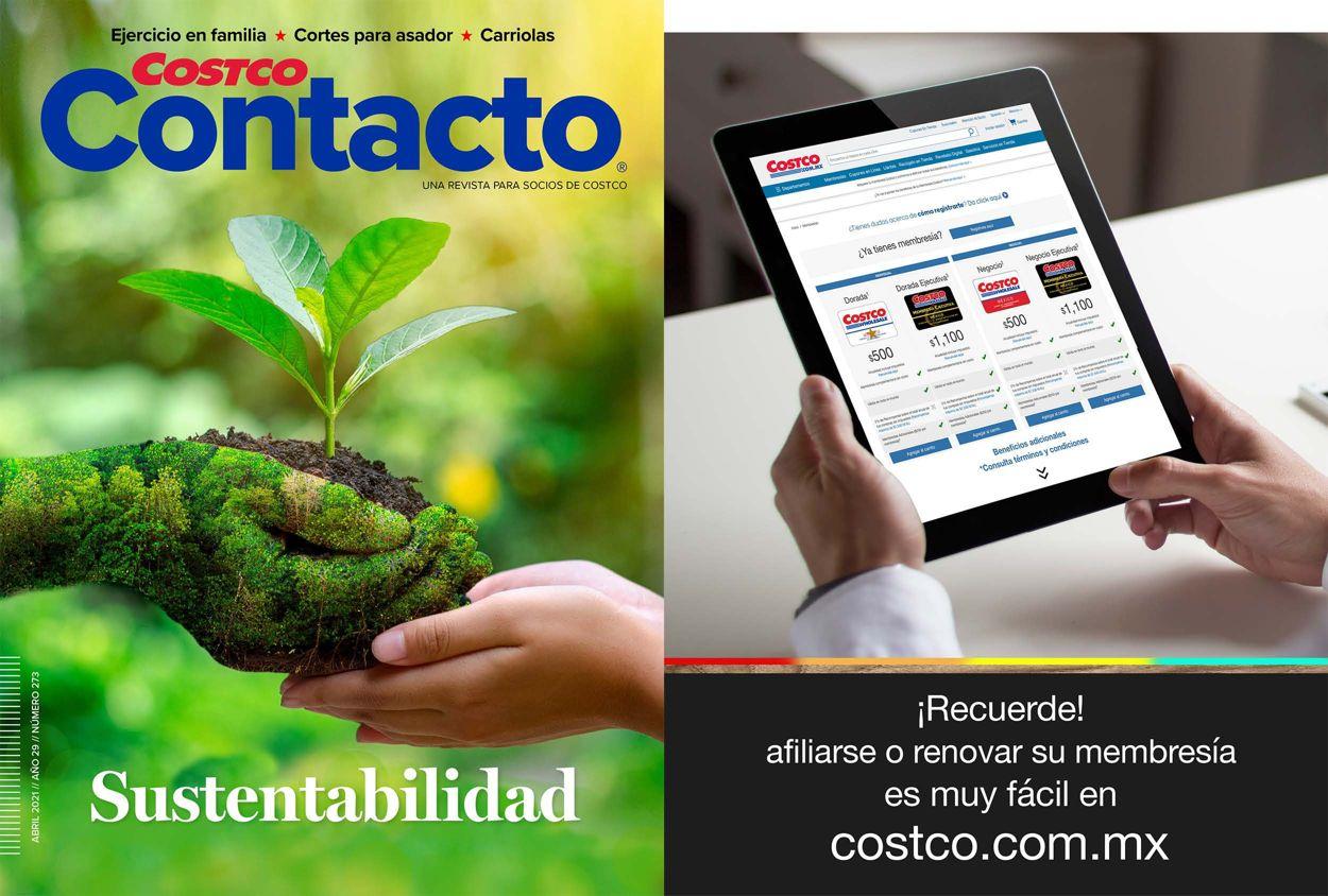Costco Folleto - 01.04-30.04.2021