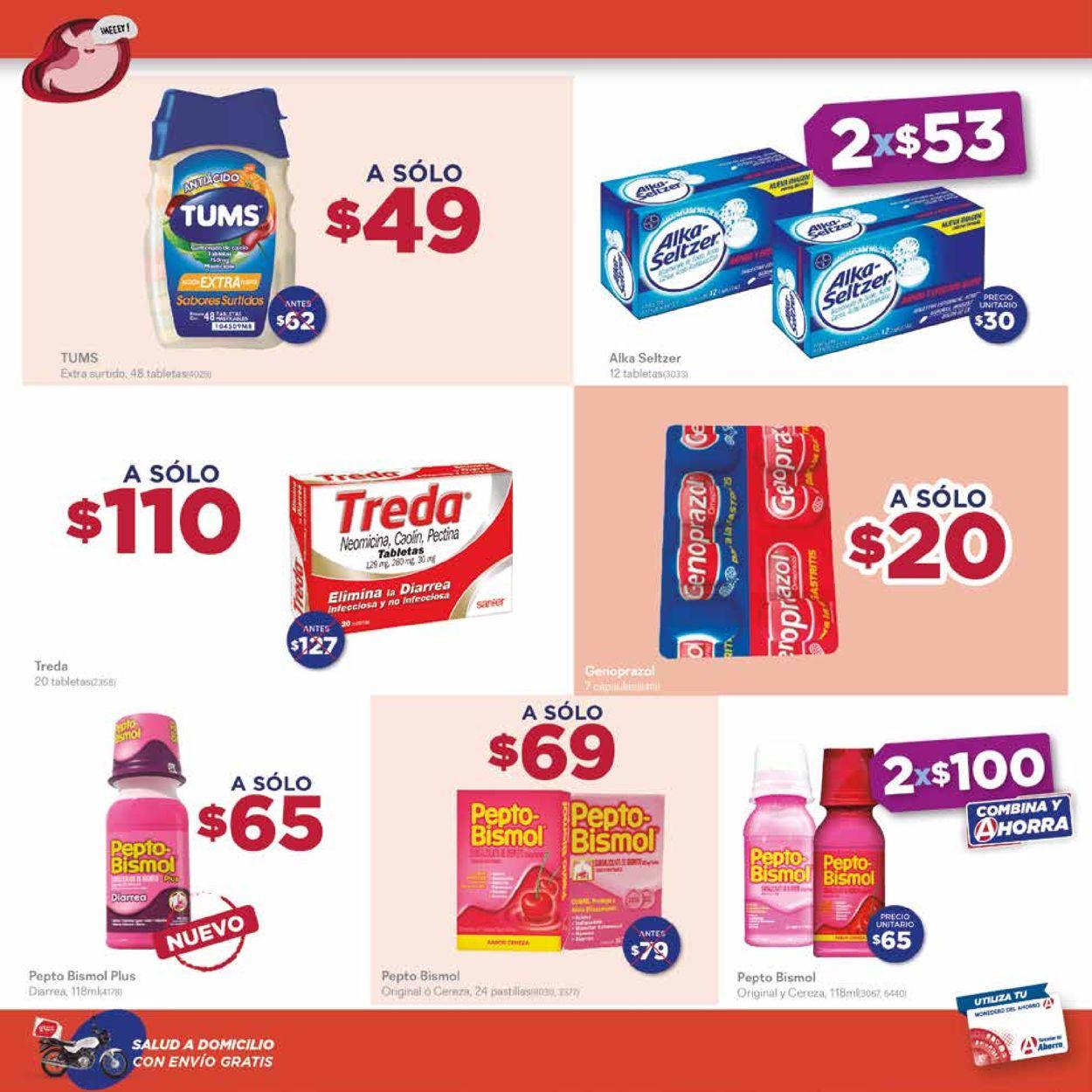 Farmacias del Ahorro Folleto - 01.06-30.06.2020 (Página 2)