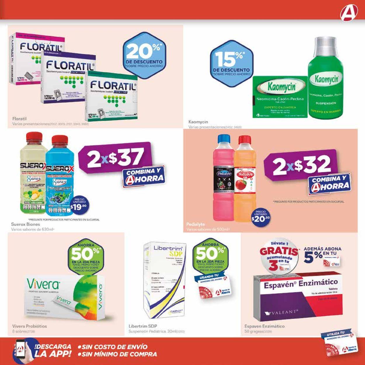 Farmacias del Ahorro Folleto - 01.06-30.06.2020 (Página 3)