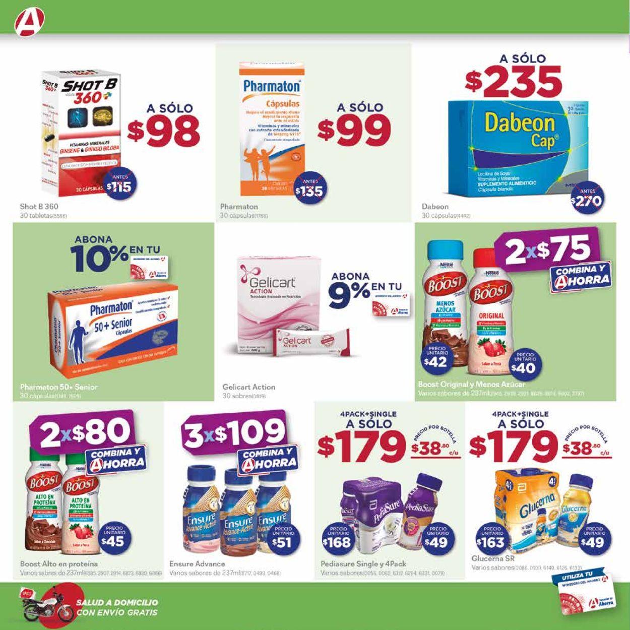 Farmacias del Ahorro Folleto - 01.06-30.06.2020 (Página 4)