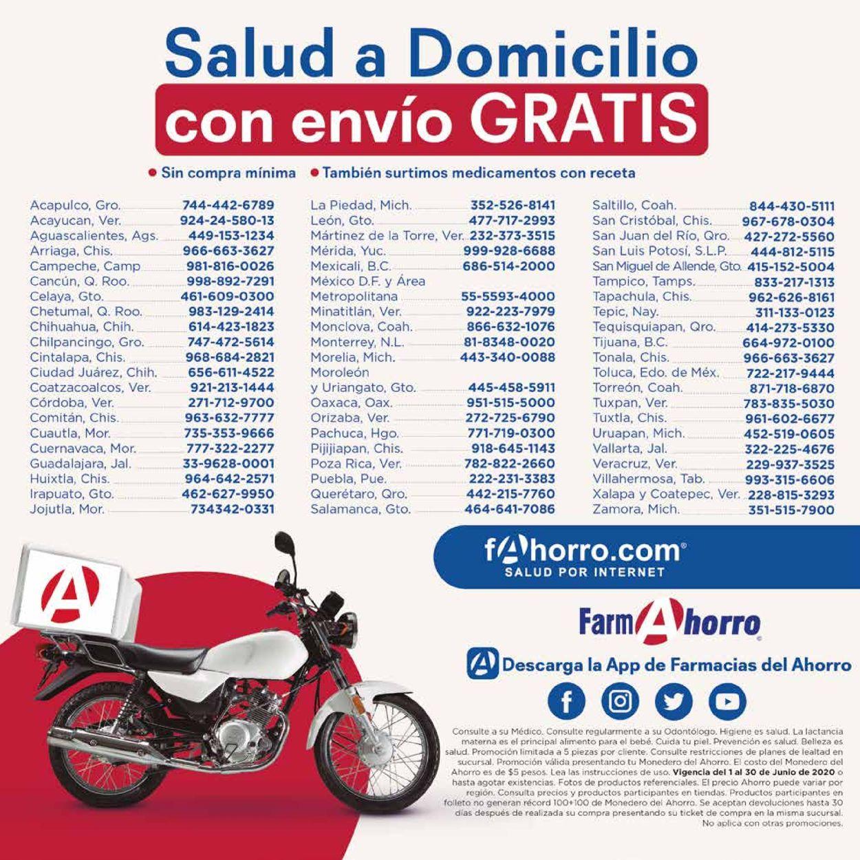 Farmacias del Ahorro Folleto - 01.06-30.06.2020 (Página 24)