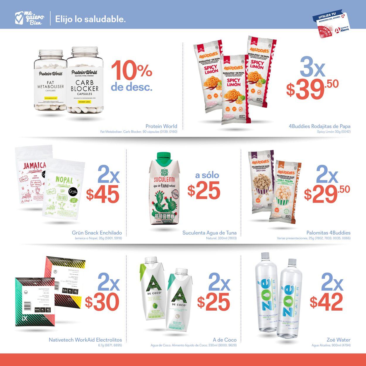 Farmacias del Ahorro Folleto - 10.07-31.07.2020 (Página 2)