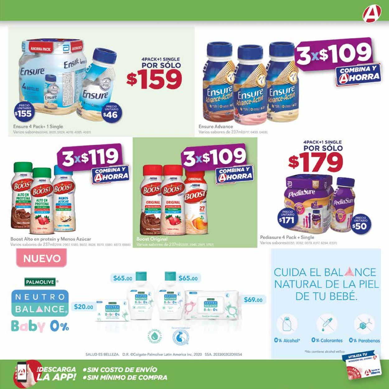 Farmacias del Ahorro Folleto - 01.10-31.10.2020 (Página 3)