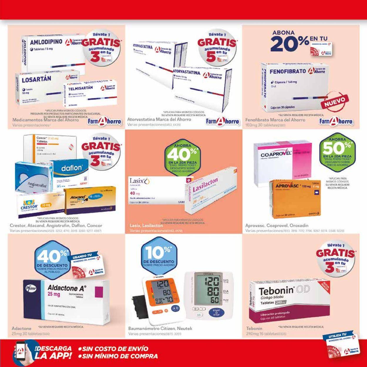 Farmacias del Ahorro Folleto - 01.10-31.10.2020 (Página 11)