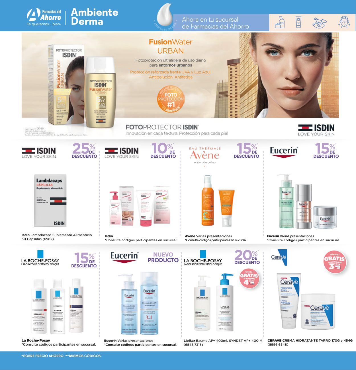 Farmacias del Ahorro Folleto - 01.10-31.10.2020 (Página 2)