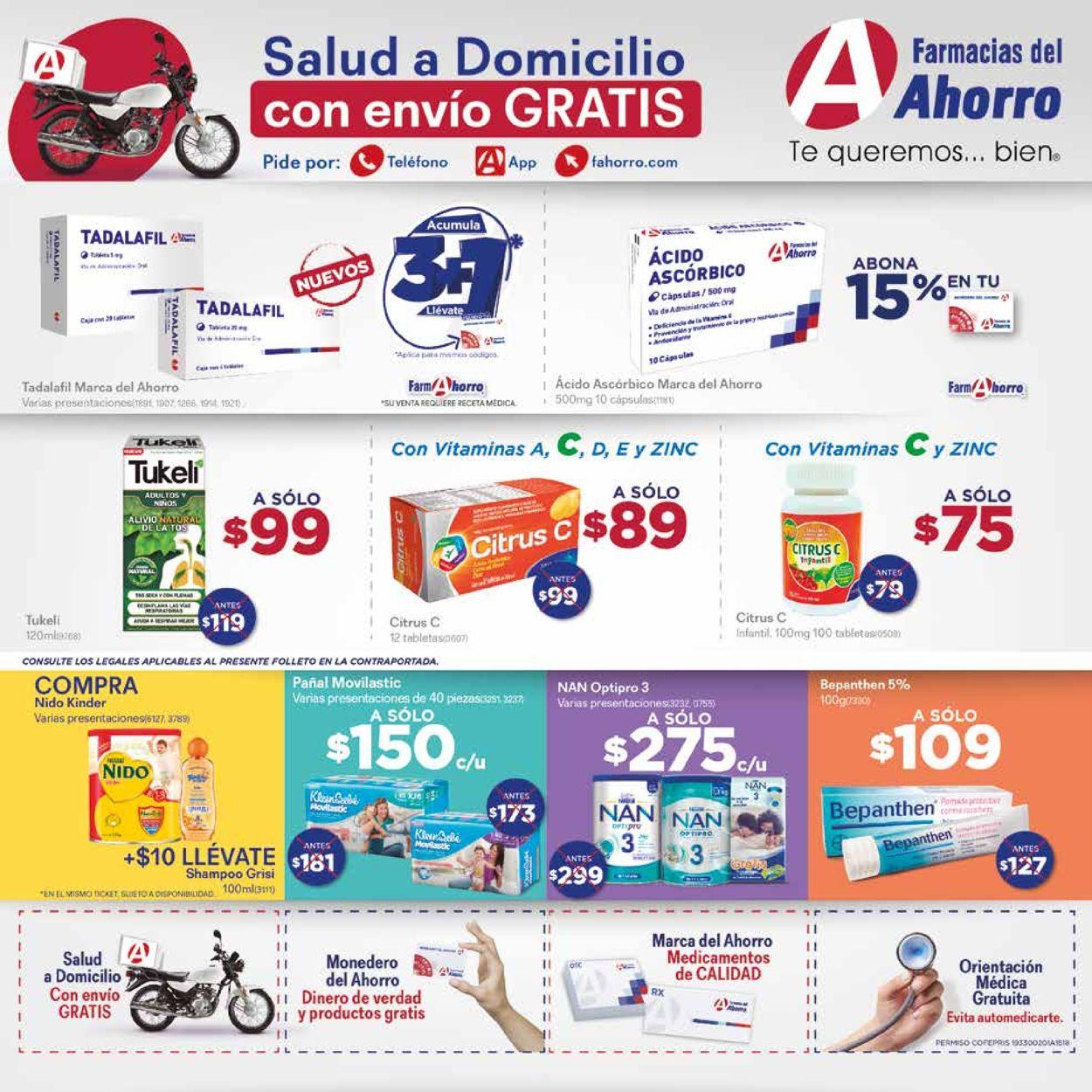 Farmacias del Ahorro Folleto - 01.02-28.02.2021