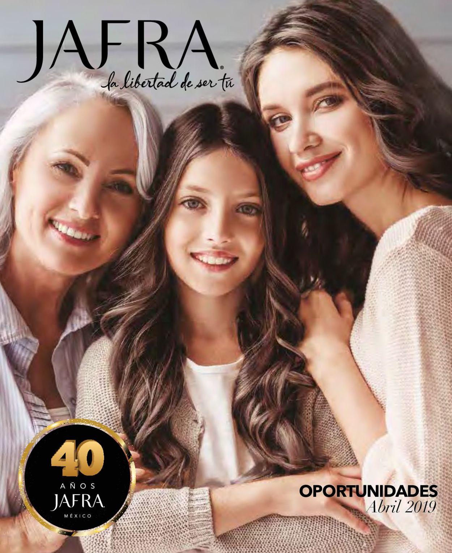 Jafra Folleto - 01.04-30.04.2019