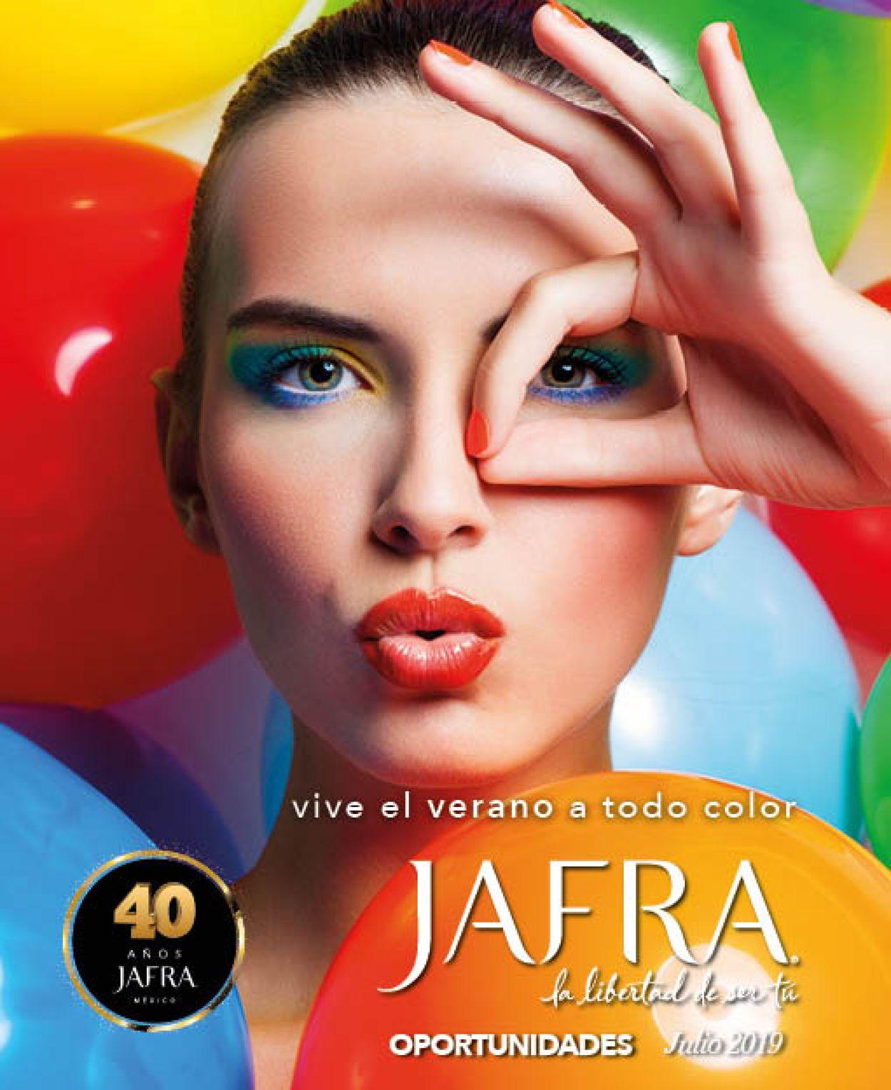 Jafra Folleto - 01.07-31.07.2019
