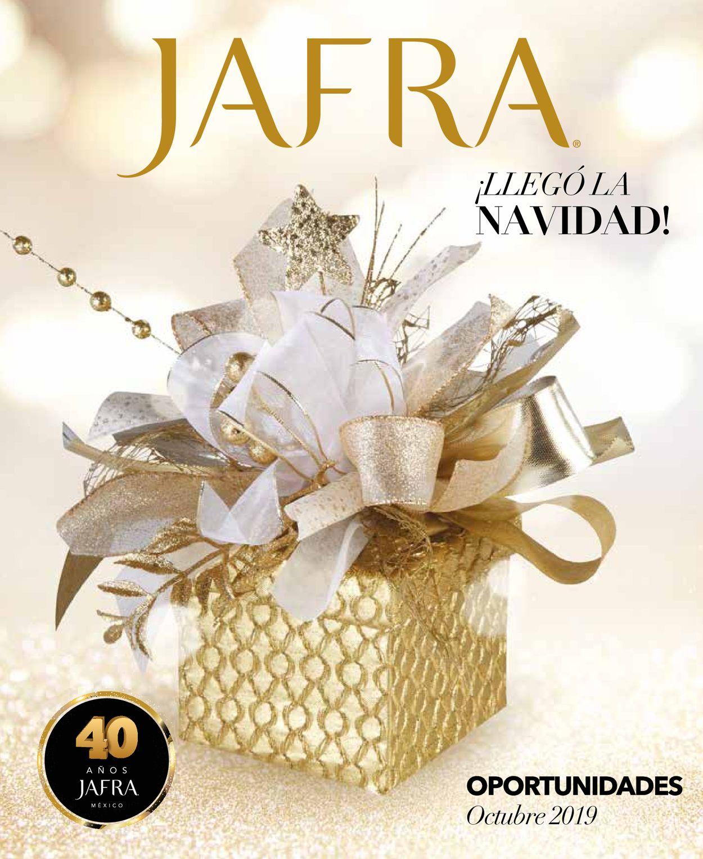 Jafra Folleto - 01.10-31.10.2019