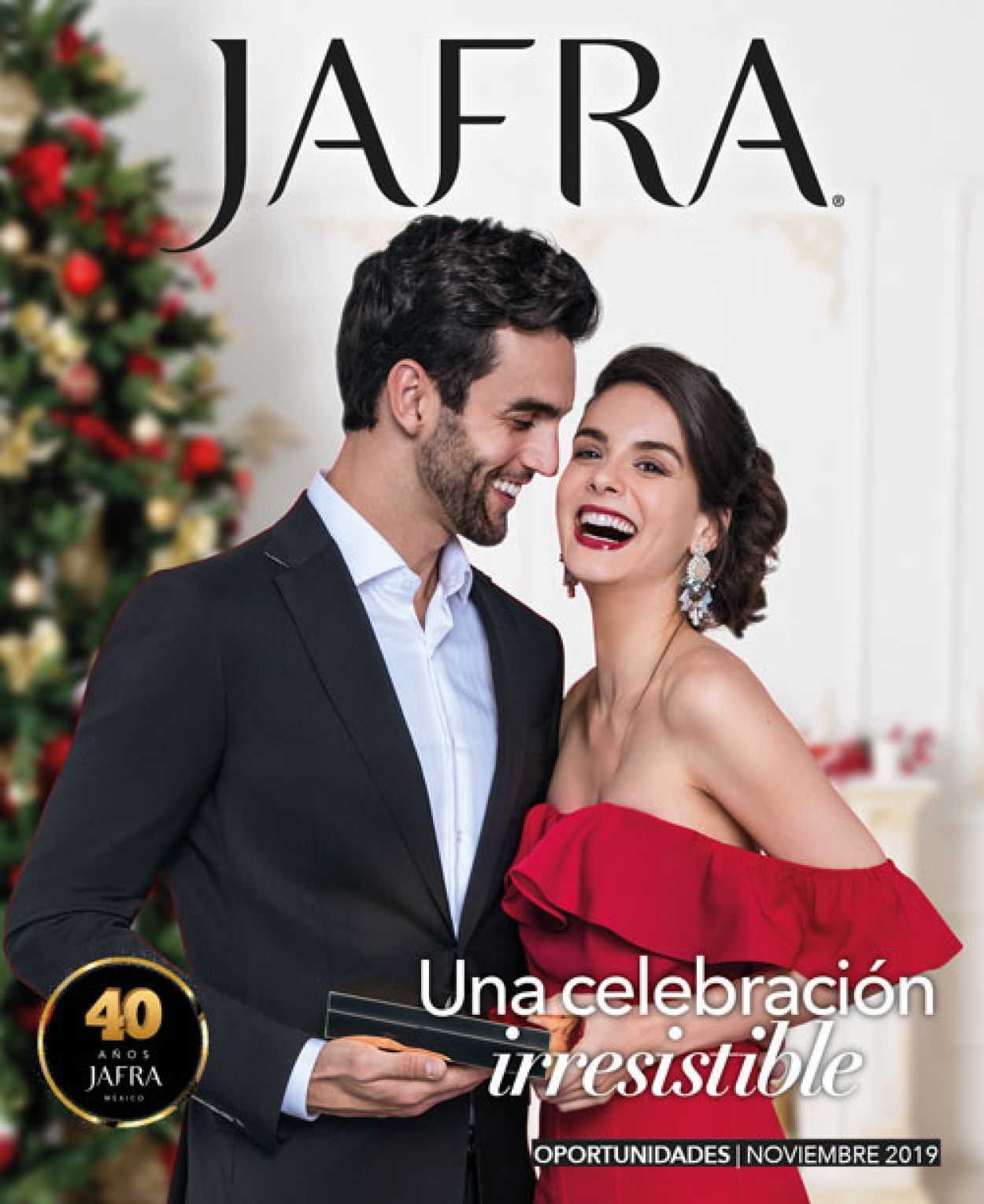 Jafra Folleto - 01.11-30.11.2019