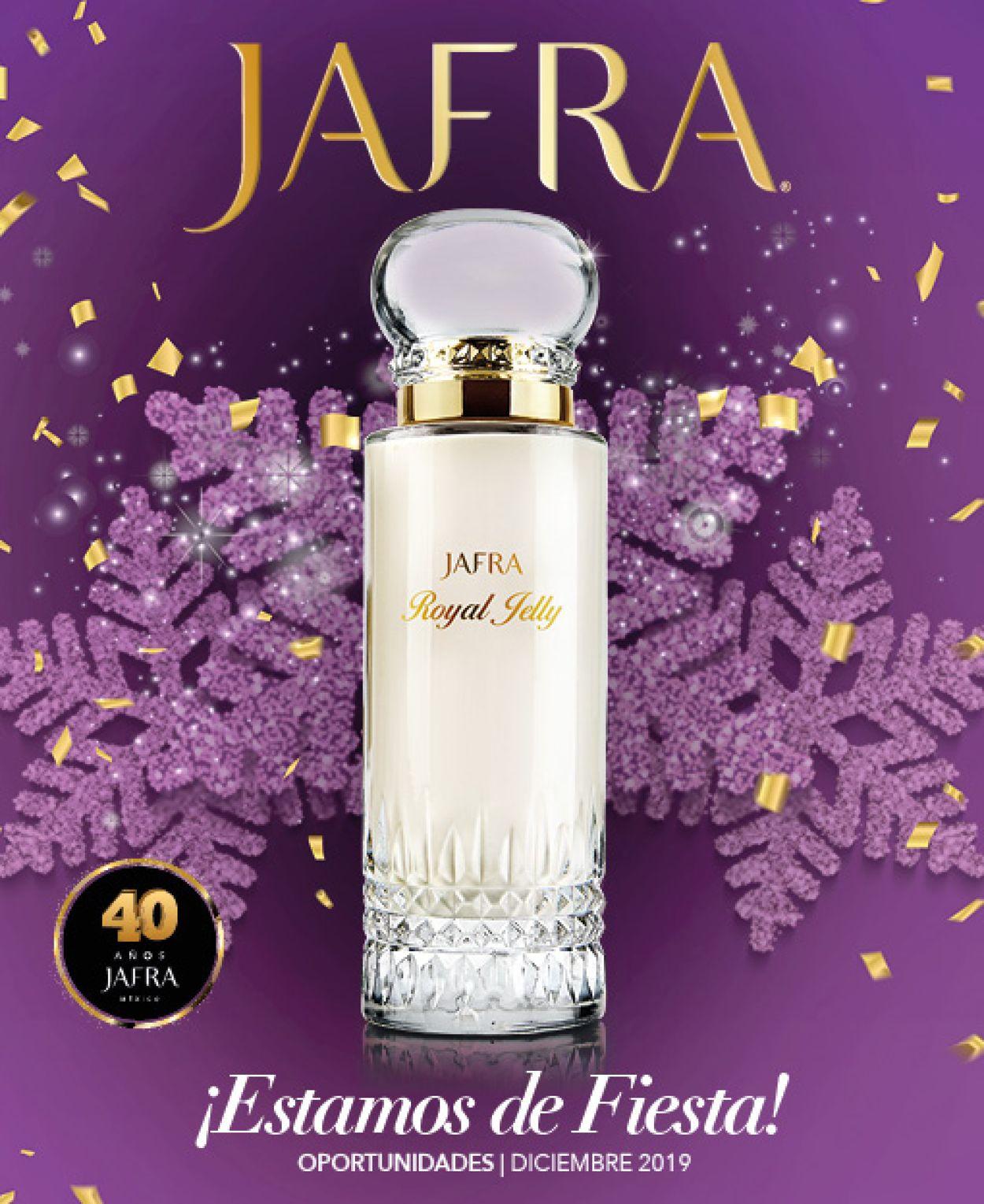 Jafra Folleto - 01.12-31.12.2019