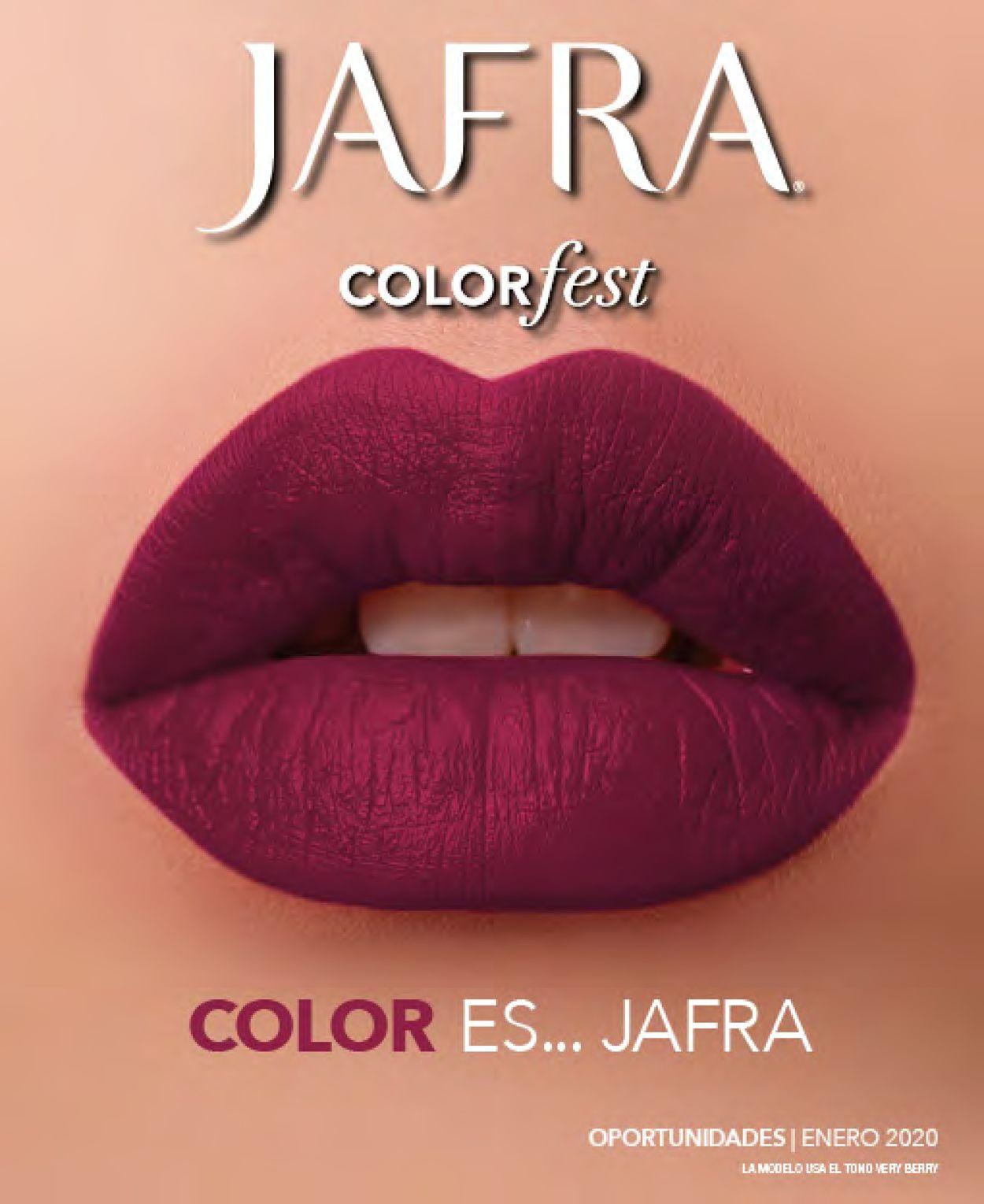 Jafra Folleto - 01.01-31.01.2020