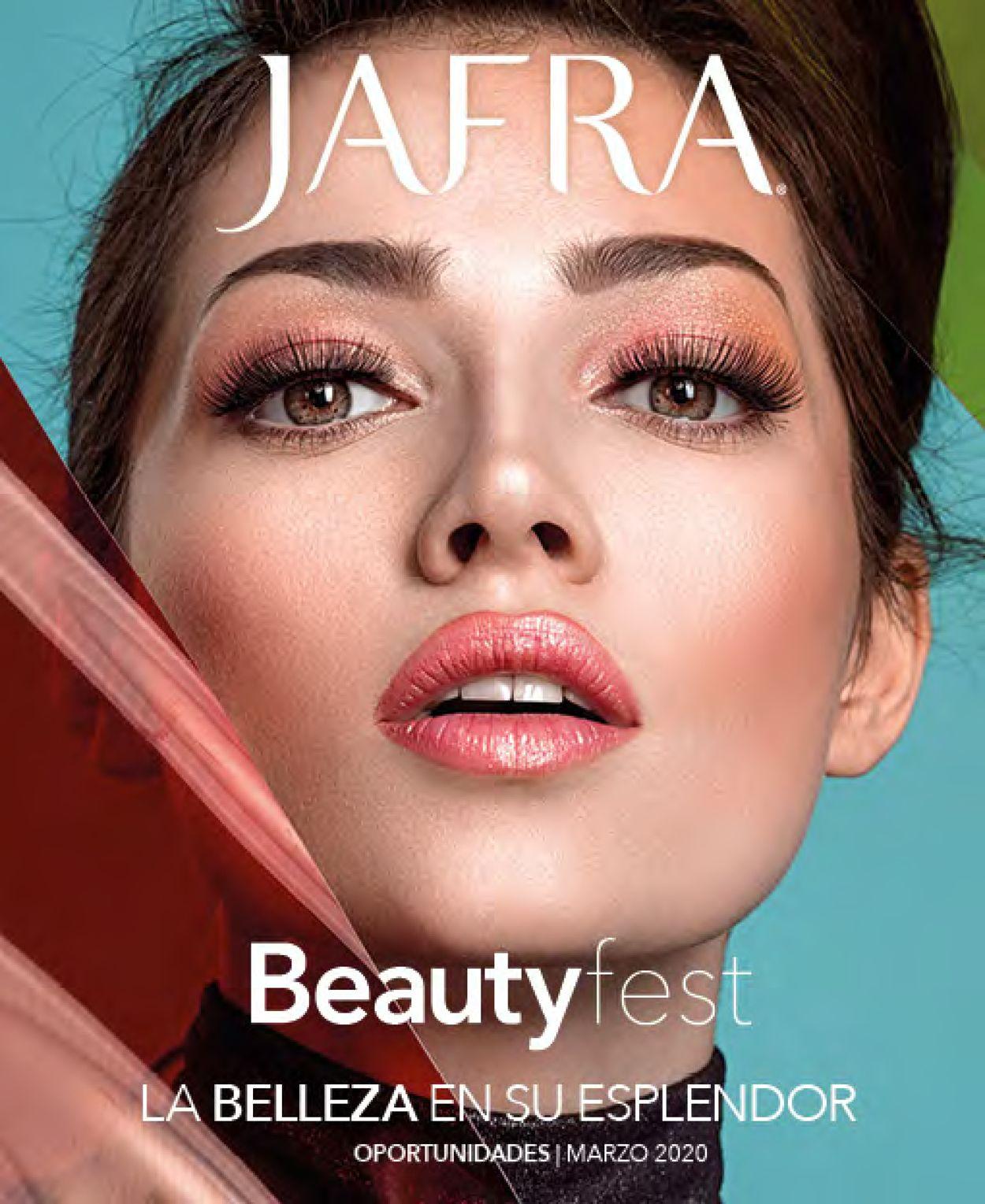 Jafra Folleto - 01.03-31.03.2020