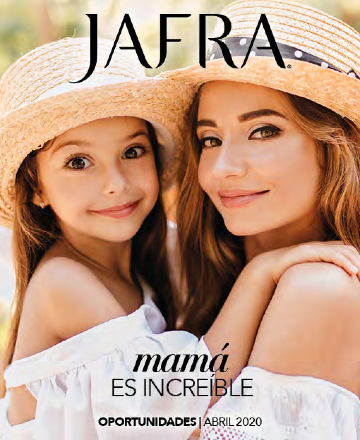 Jafra Folleto - 01.04-30.04.2020