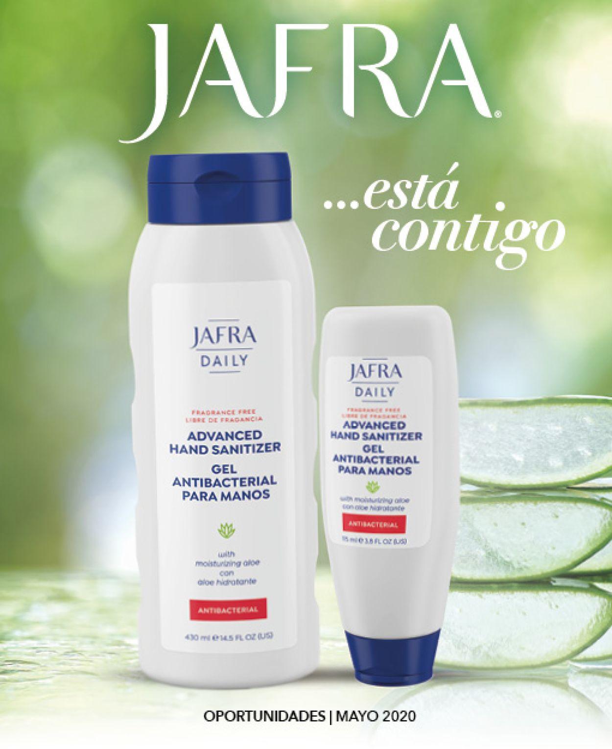 Jafra Folleto - 01.05-31.05.2020