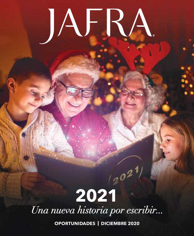 Jafra - Navidad 2020 Folleto - 01.12-31.12.2020