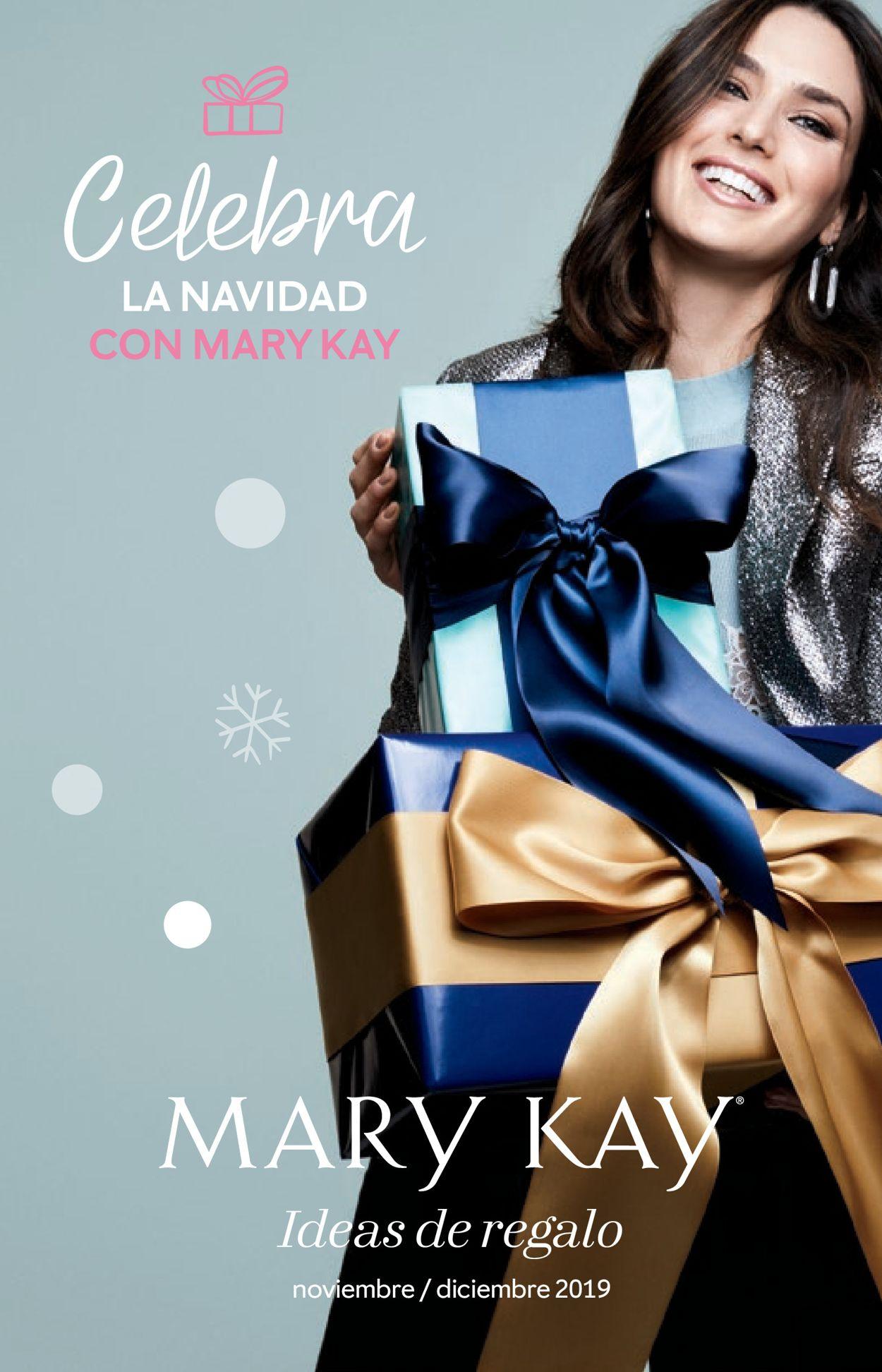 Mary Kay Folleto - 01.11-31.12.2019