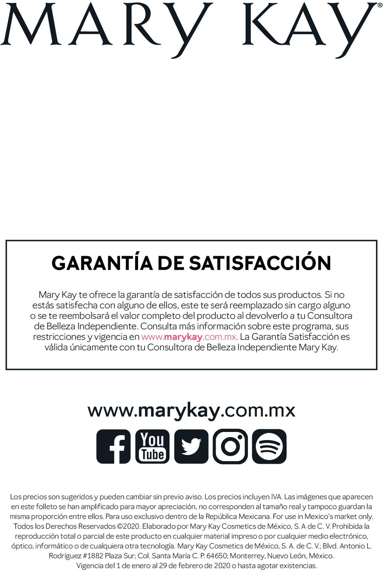 Mary Kay Folleto - 01.01-13.02.2020 (Página 24)