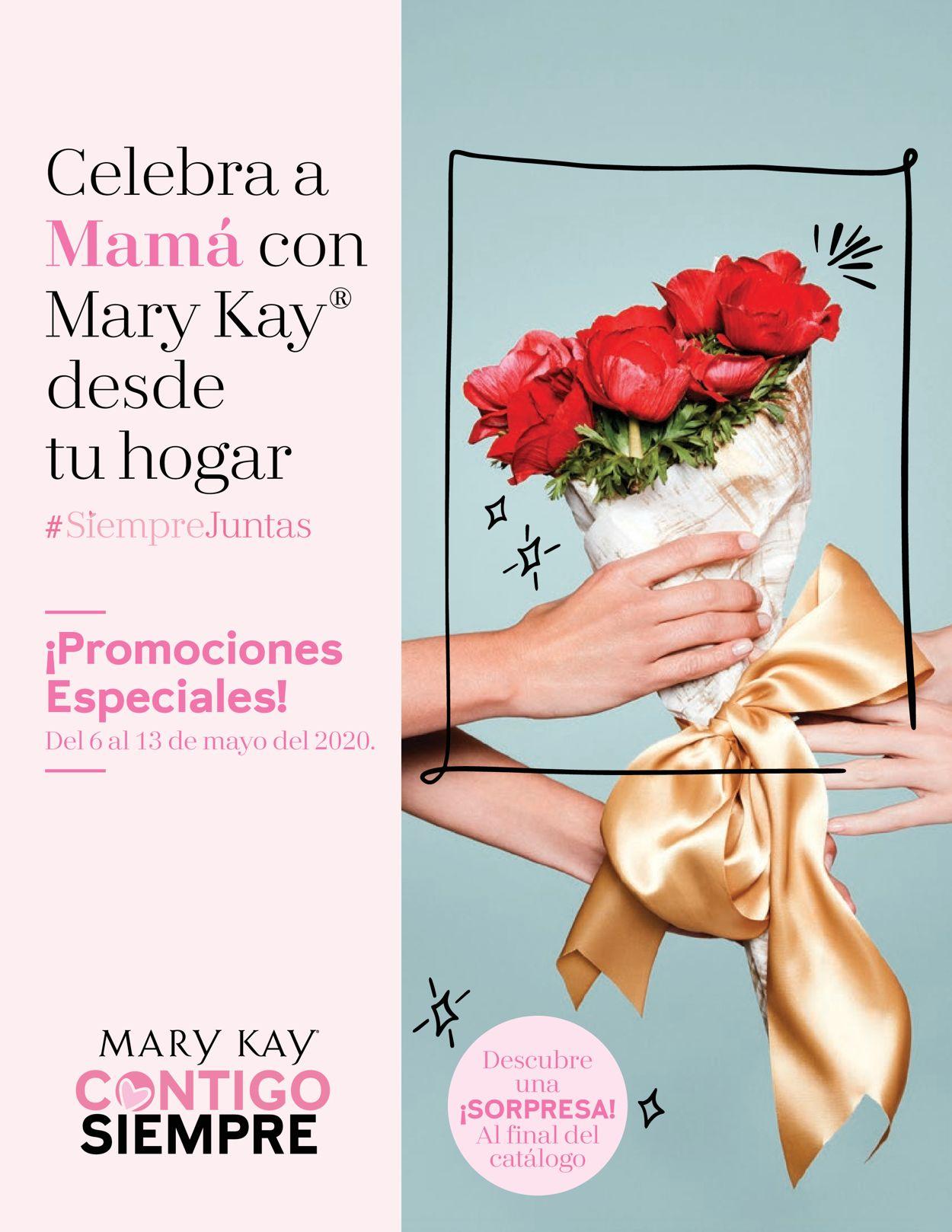 Mary Kay Folleto - 06.05-13.05.2020