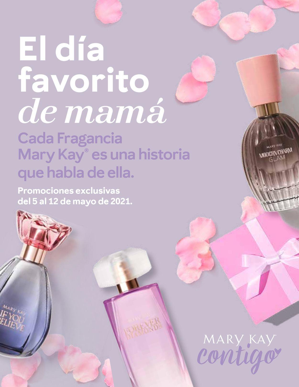 Mary Kay Folleto - 05.05-12.05.2021