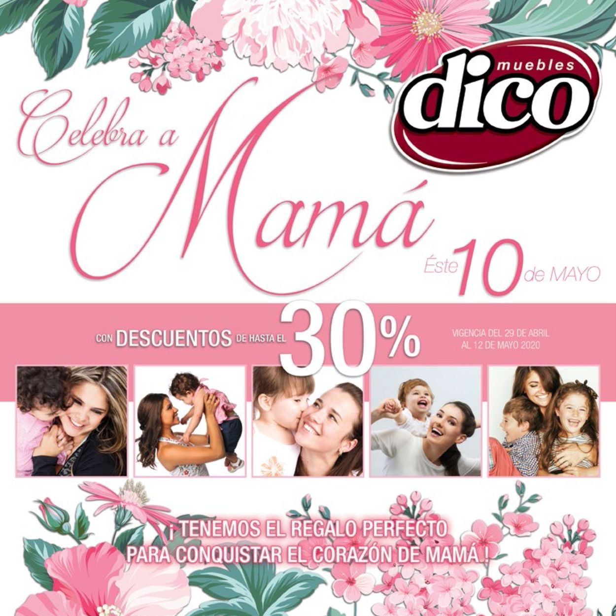 Muebles Dico Folleto - 29.04-12.05.2020