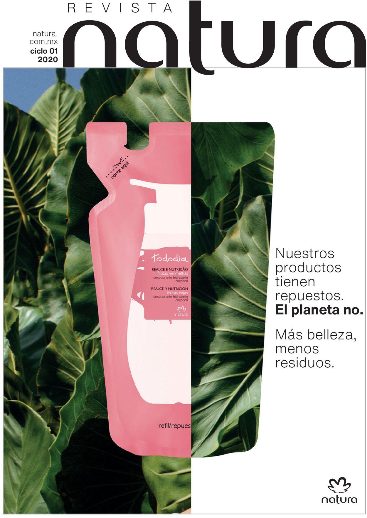 Natura Folleto - 18.11-31.01.2020