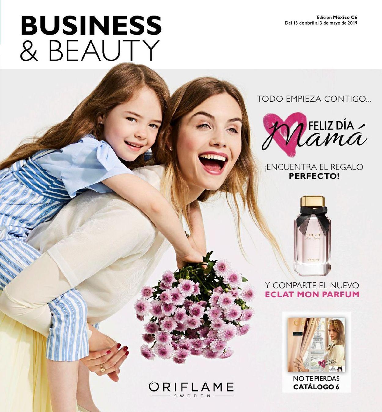 Oriflame Folleto - 13.04-03.05.2019