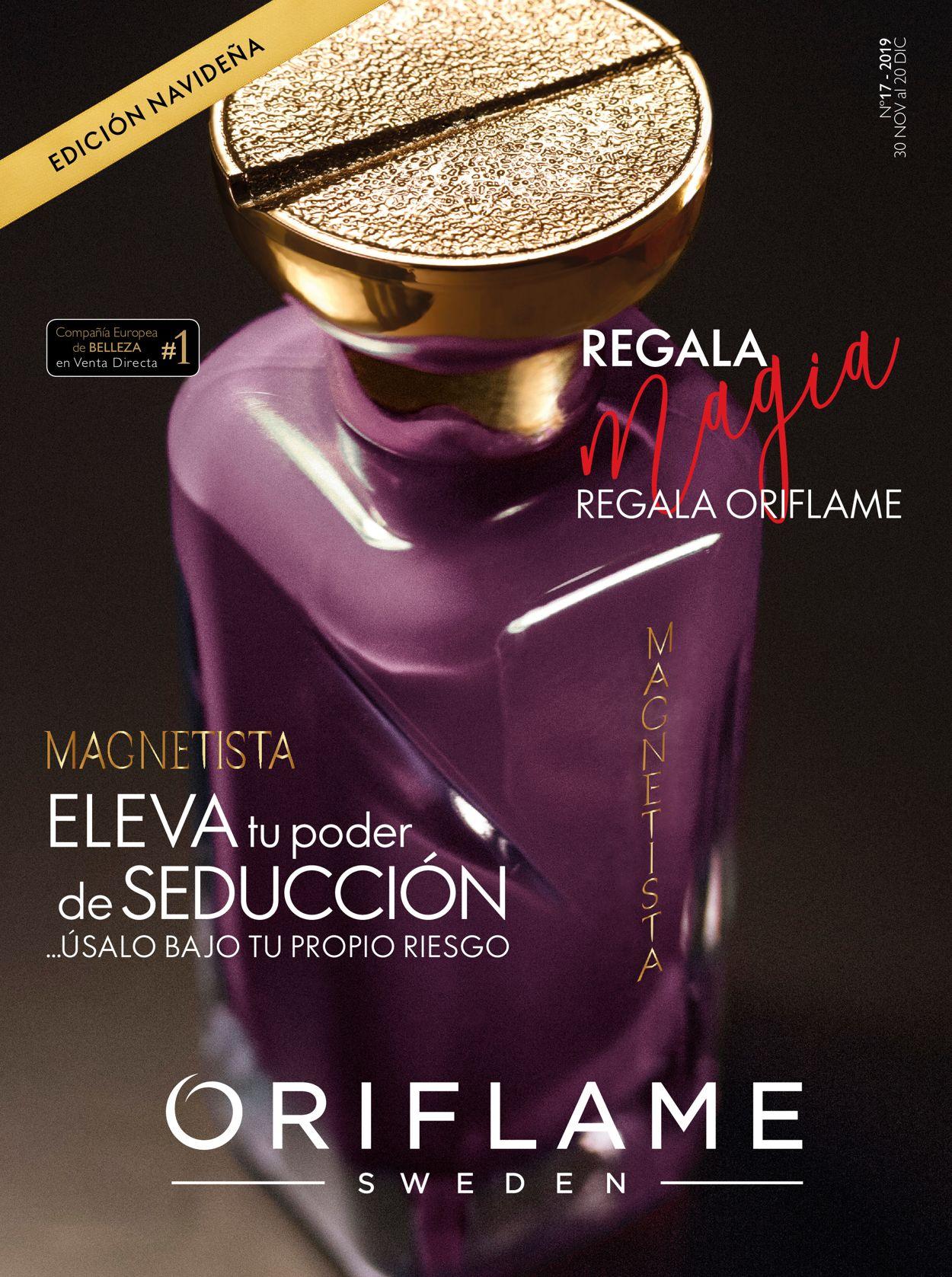 Oriflame Folleto - 30.11-20.12.2019