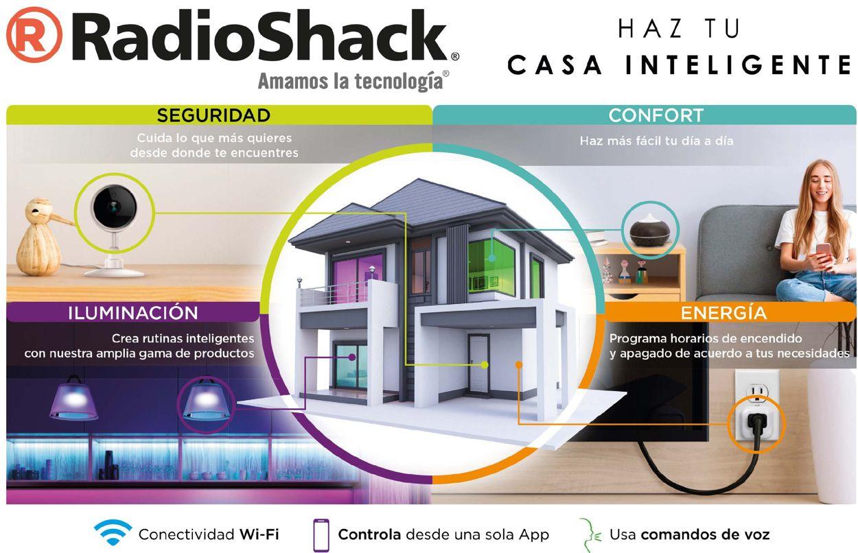 Radio Shack Folleto - 01.03-31.03.2020