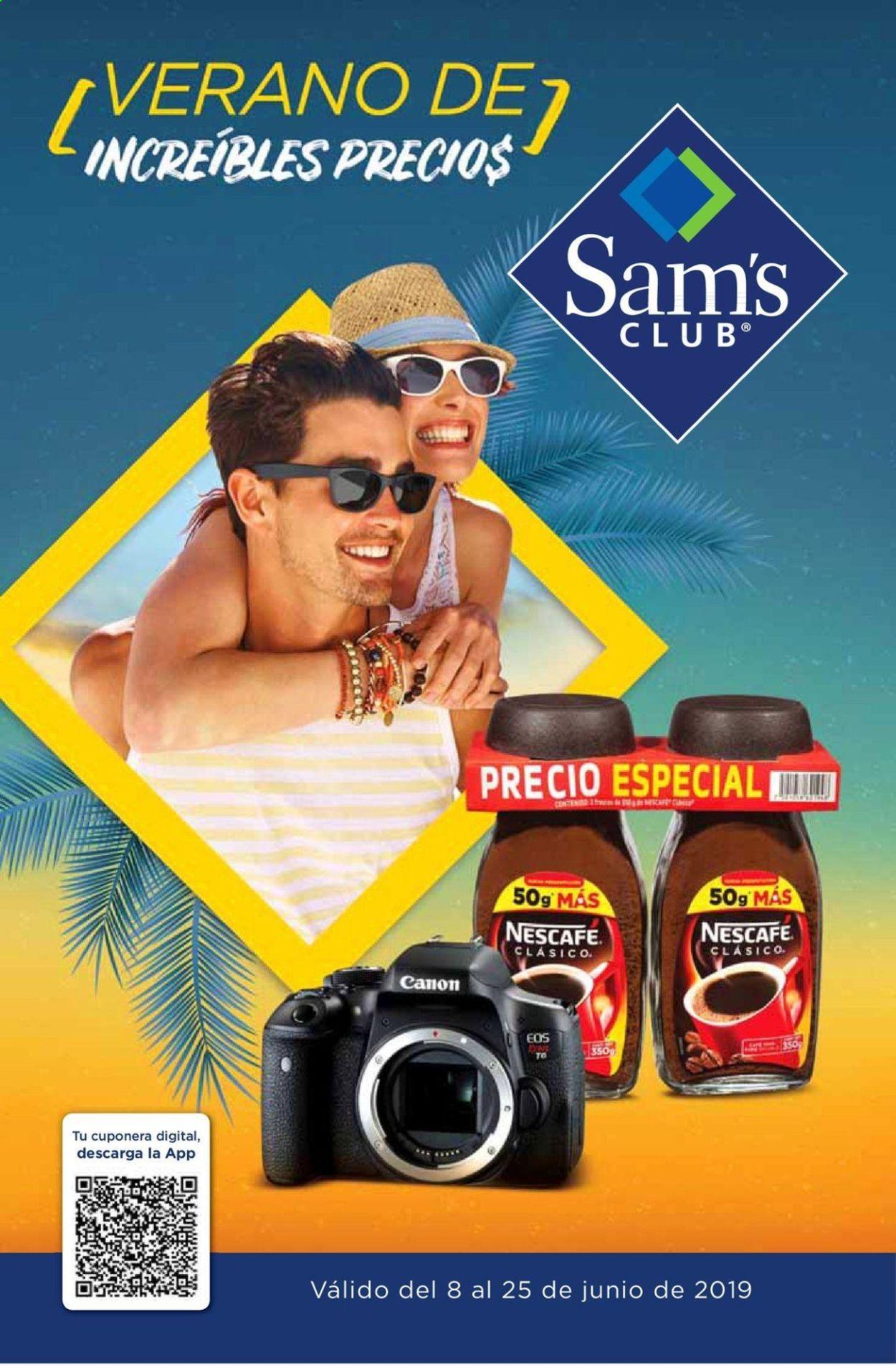 Sam's Club Folleto - 08.06-25.06.2019