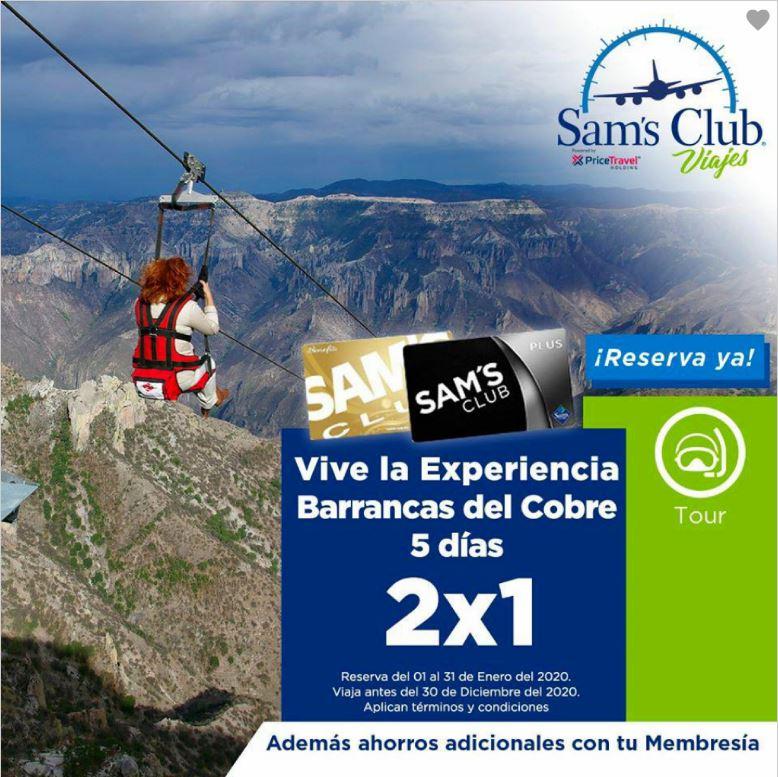 Sam's Club Folleto - 01.01-31.01.2020