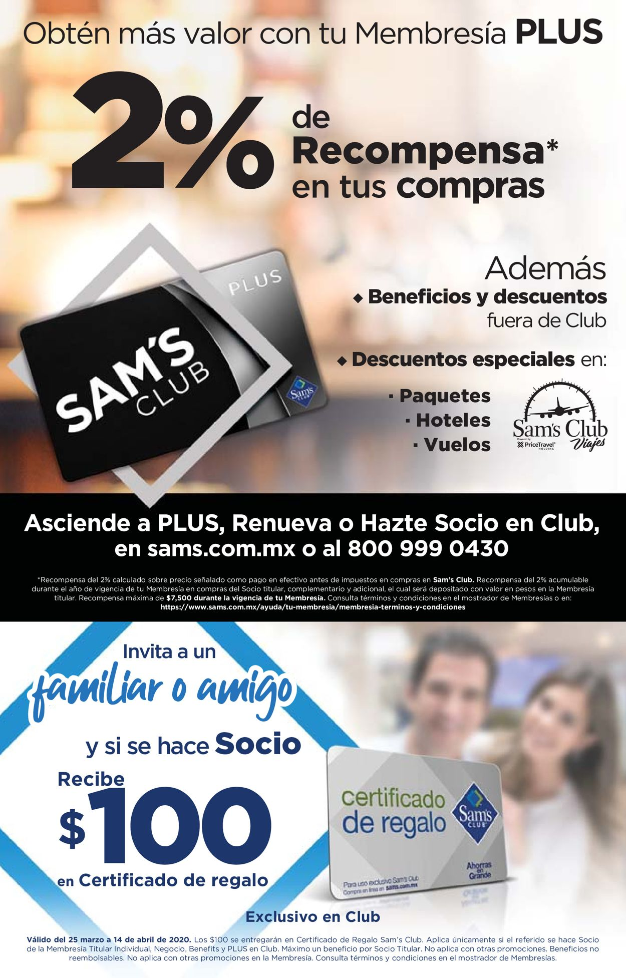 Sam's Club Folleto - 25.03-14.04.2020 (Página 40)