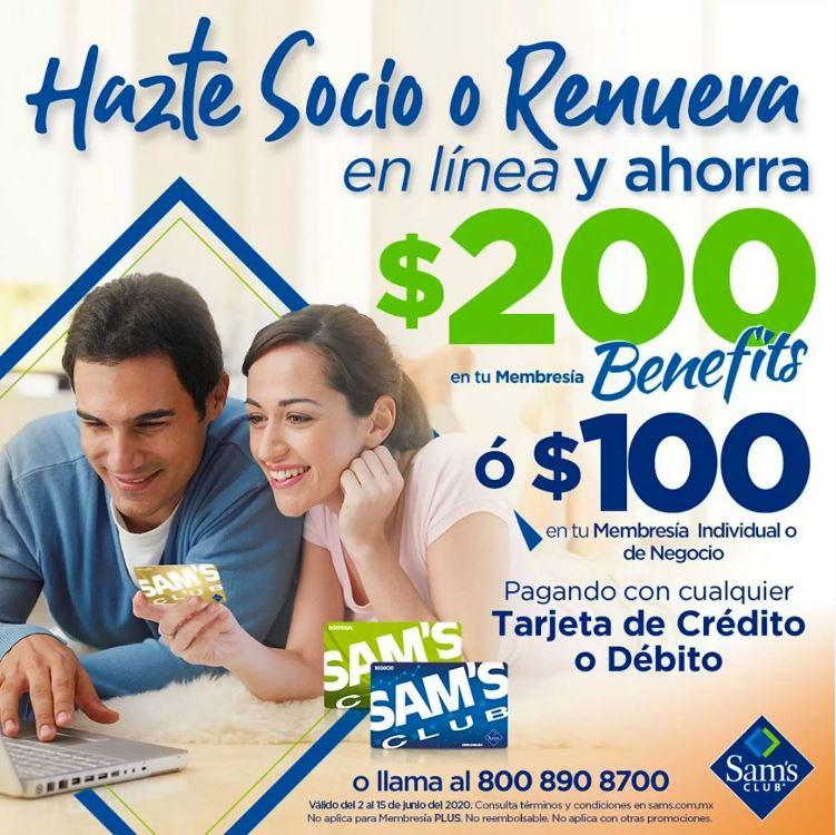 Sam's Club Folleto - 02.06-15.06.2020