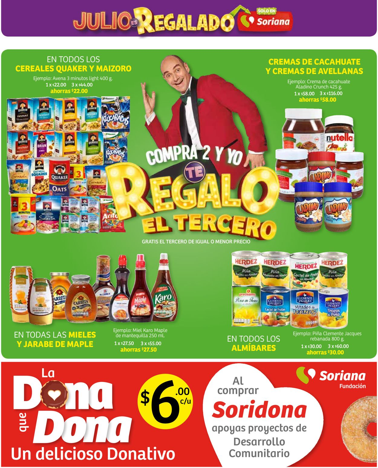 Soriana Folleto - 19.07-25.07.2019 (Página 2)