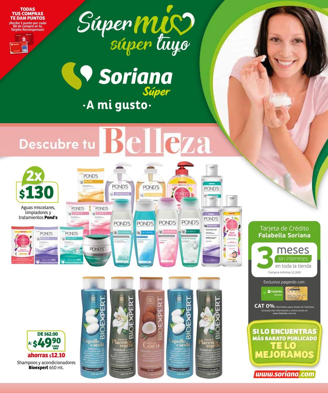 Soriana Folleto - 11.10-17.10.2019