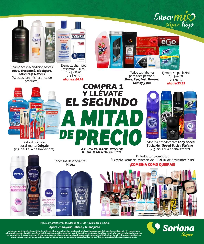 Soriana Folleto - 01.11-07.11.2019 (Página 12)