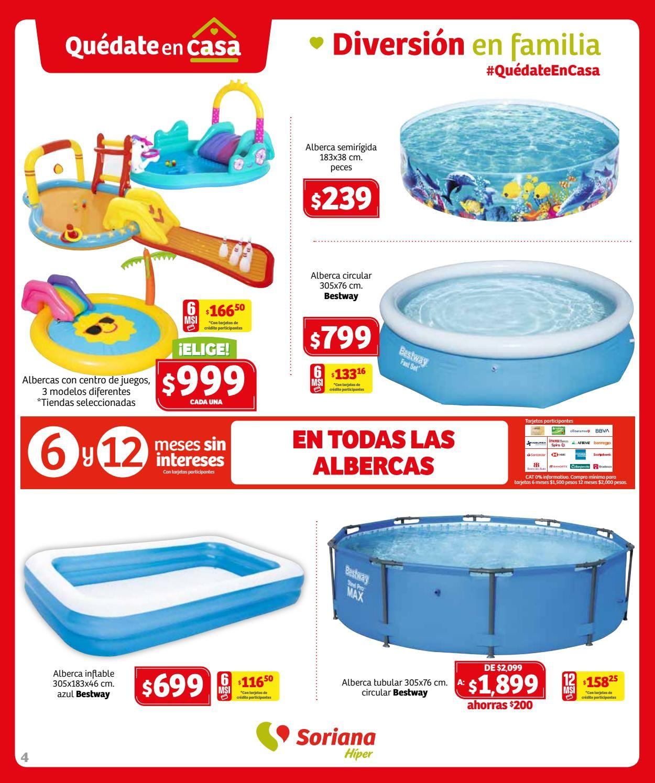 Soriana Folleto - 03.04-16.04.2020 (Página 4)