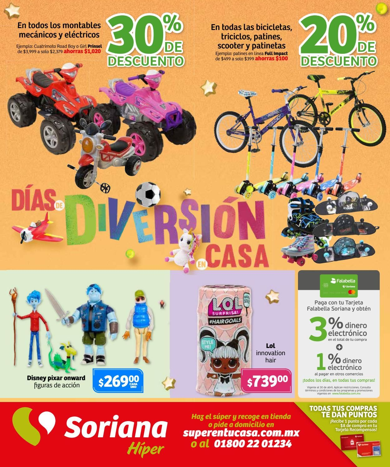 Soriana Folleto - 17.04-30.04.2020