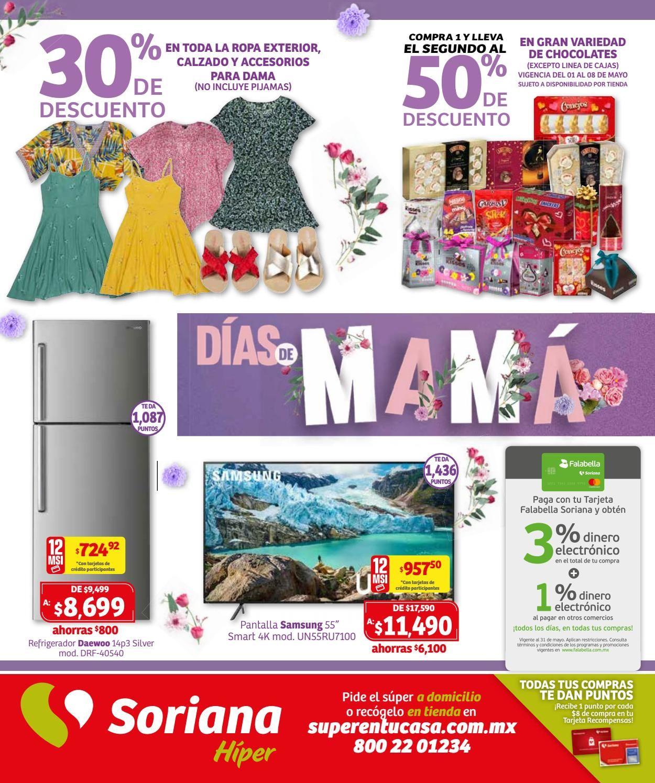 Soriana Folleto - 01.05-10.05.2020