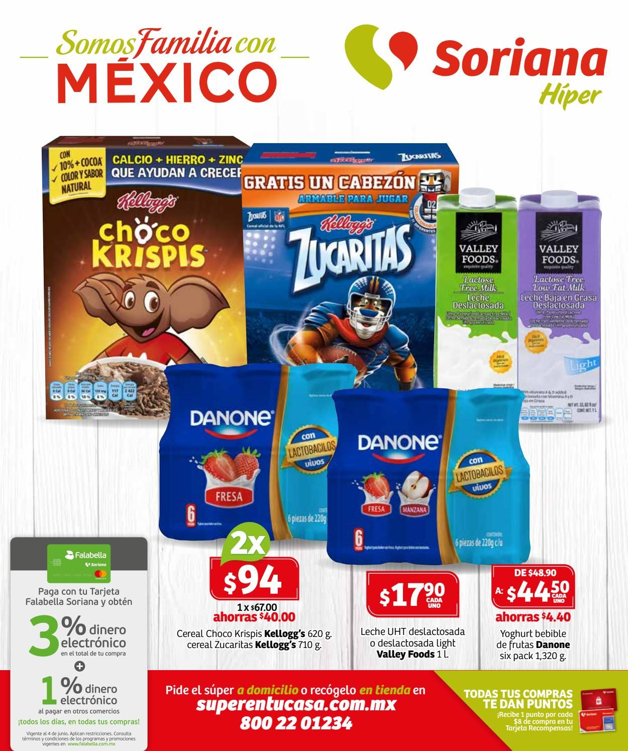 Soriana Folleto - 15.05-04.06.2020