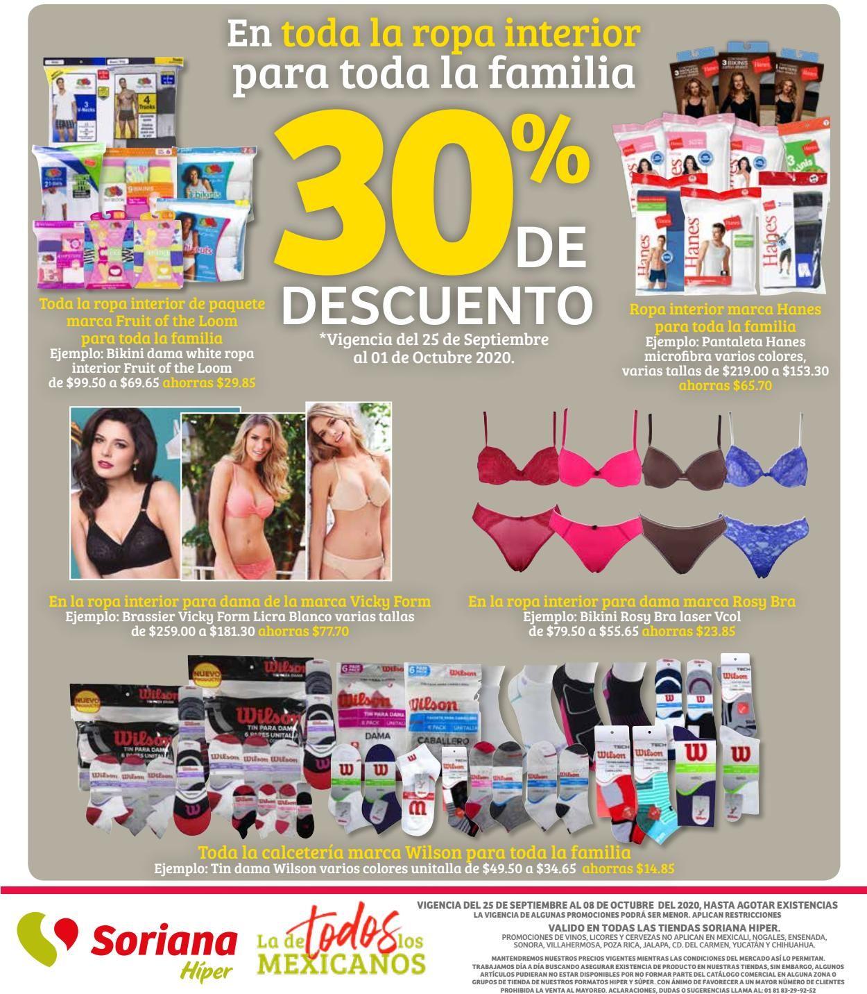 Soriana Folleto - 25.09-08.10.2020 (Página 26)