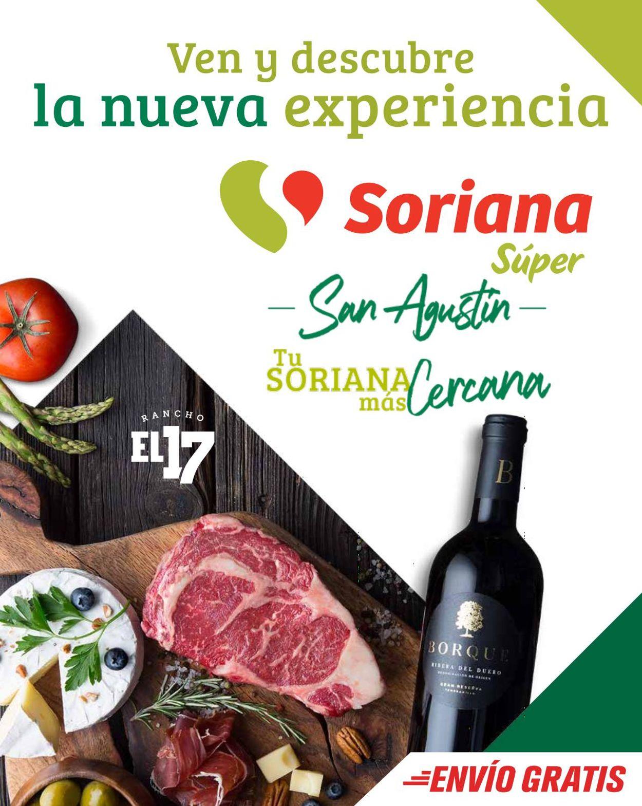 Soriana Folleto - 10.03-29.03.2021