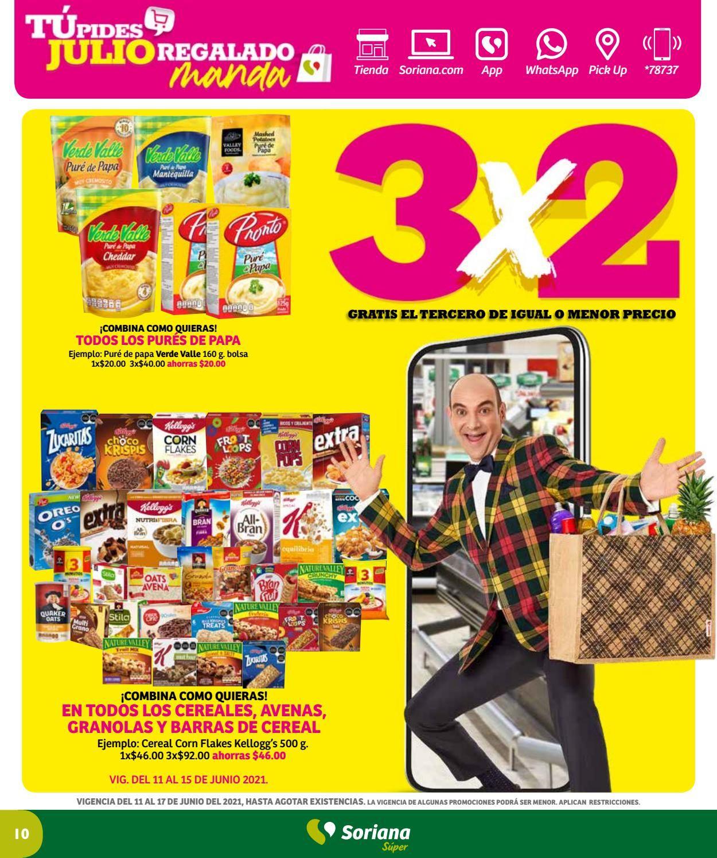 Soriana Folleto - 11.06-17.06.2021 (Página 10)