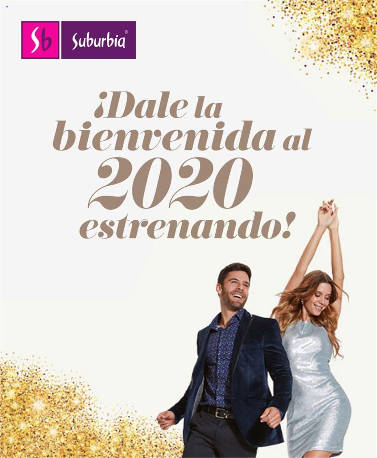 Suburbia Folleto - 31.12-21.01.2020