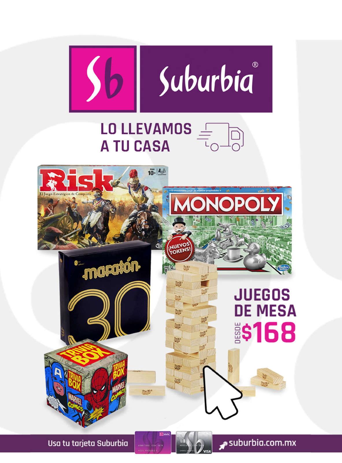Suburbia Folleto - 02.06-09.06.2020