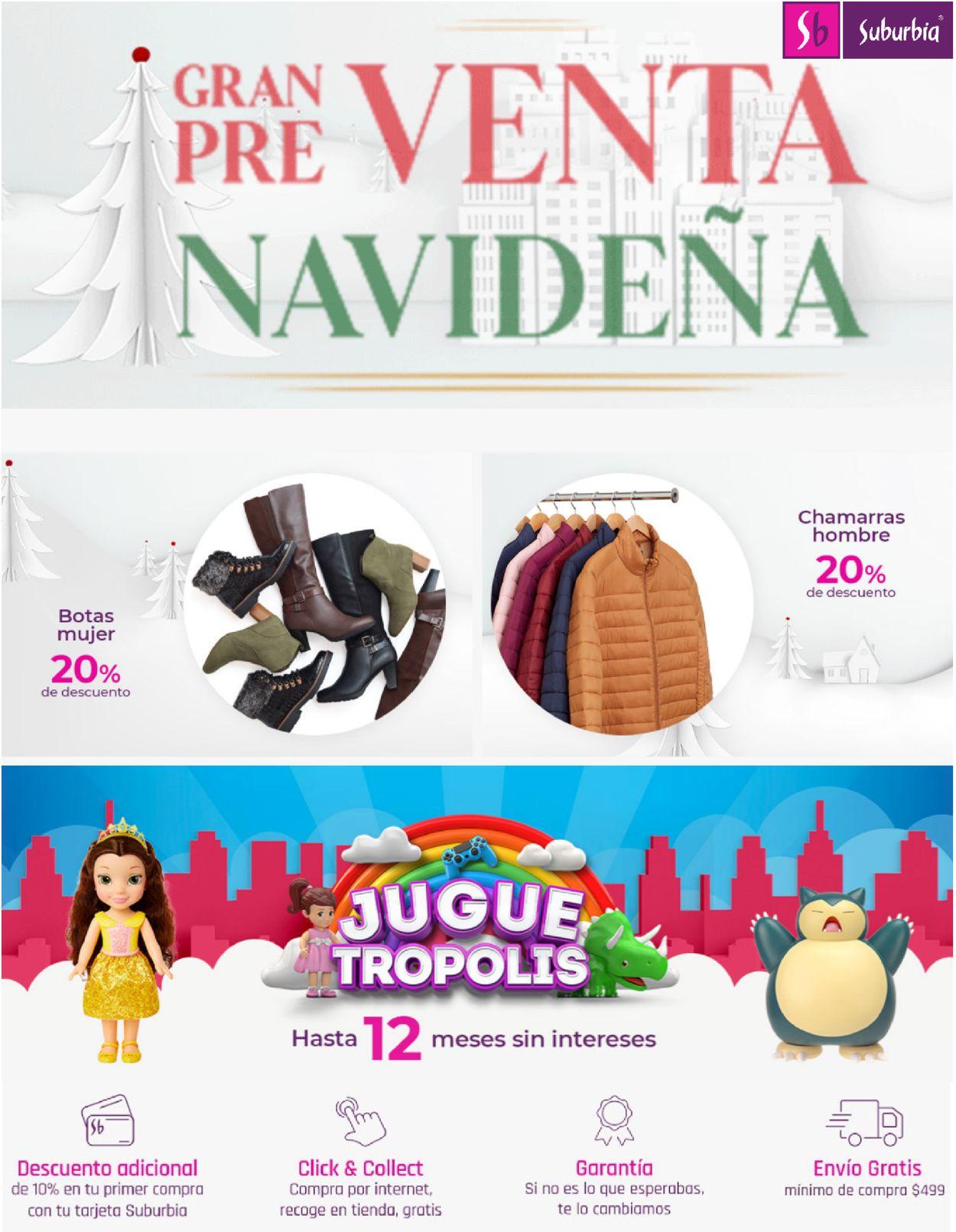 Suburbia - Navidad 2020 Folleto - 04.12-10.12.2020