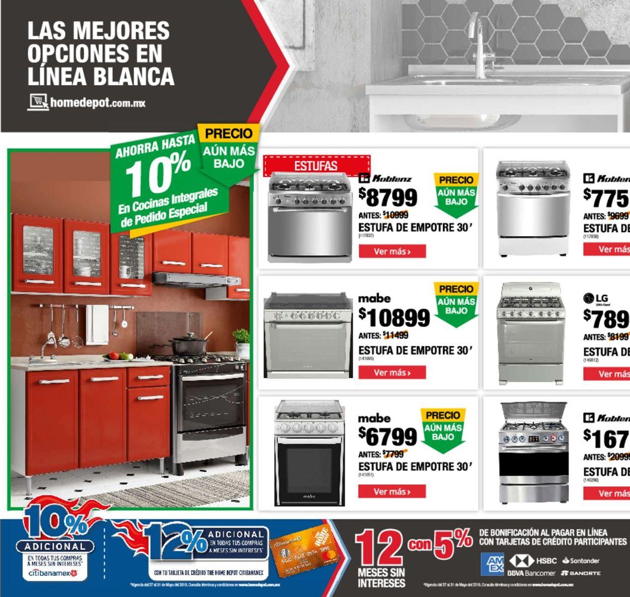 The Home Depot Folleto - 27.05-31.05.2019 (Página 2)