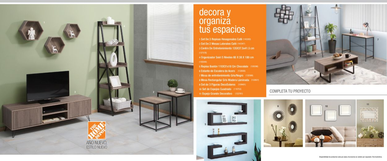 The Home Depot Folleto - 25.12-31.01.2020