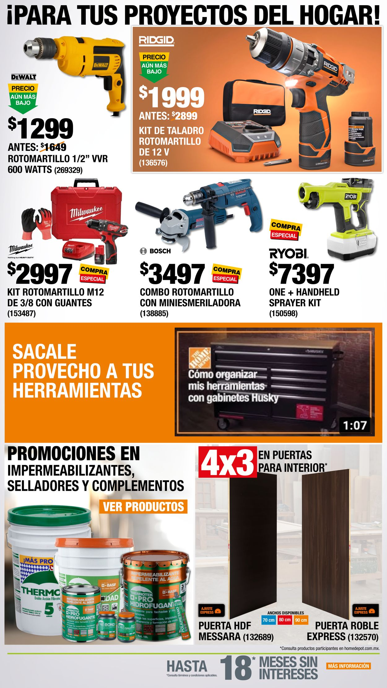 The Home Depot Folleto - 14.01-10.02.2021 (Página 8)