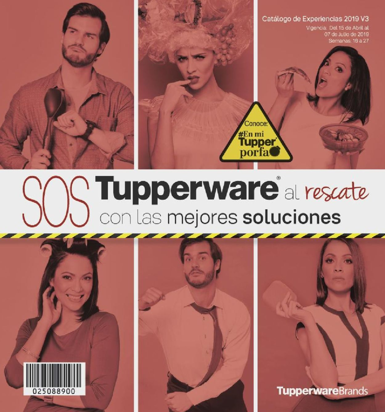 Tupperware Folleto - 15.04-07.07.2019
